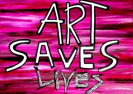 Art Saves Lives International - Launch Night for the Bursledon House Project and Exhibition