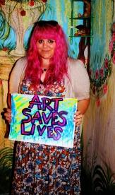 Charlotte - Art Saves Lives