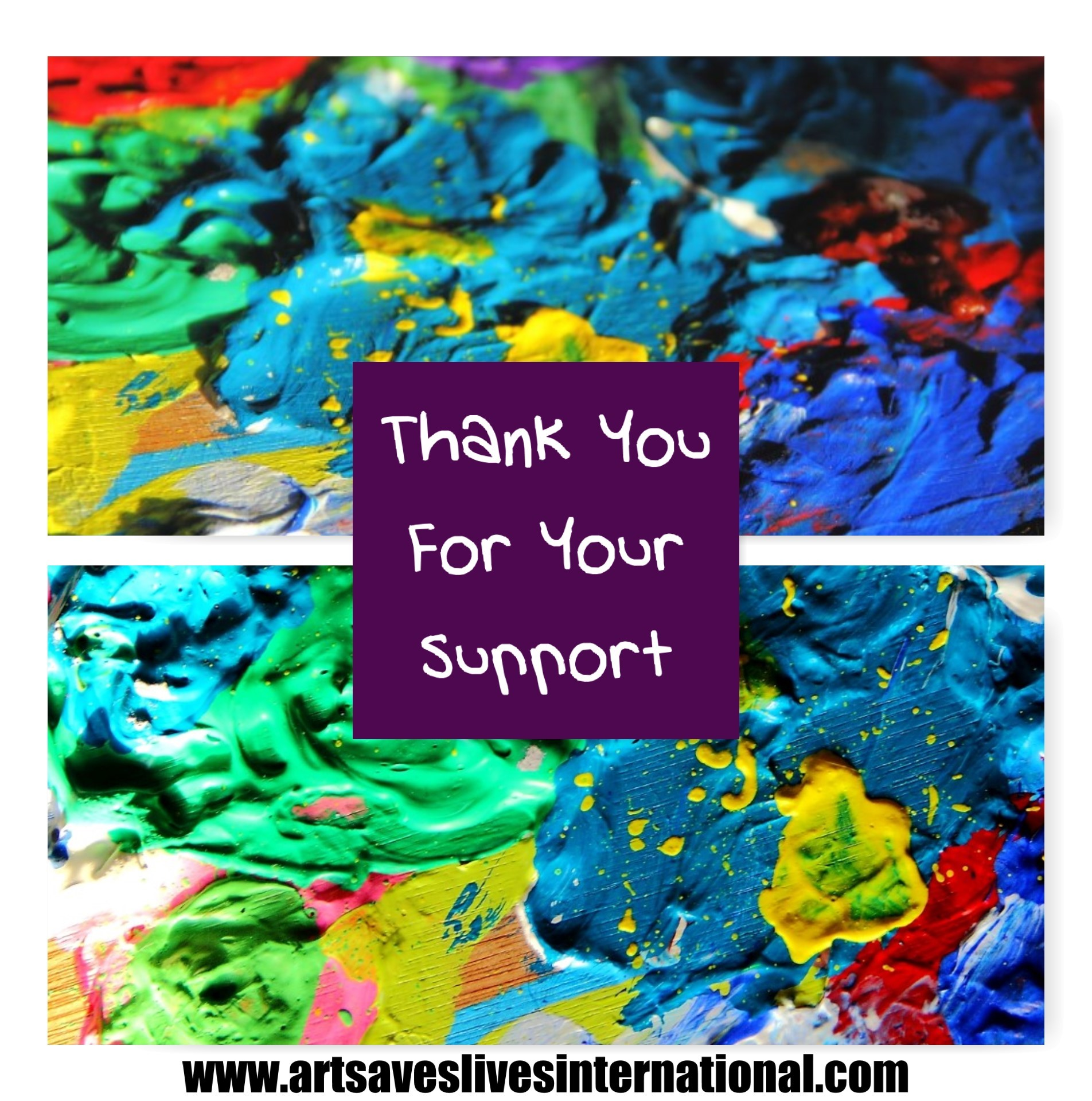 Thank you for your support.