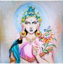 By @deityart DEITY F&F 💄 Girl from Ipanema 🎨 Paintress 💋 Few and Far 🌙 Goddess of The Moon ♑ Capricorn Be Strong 💪 Be Independent 👑 Be Kind 🙏 http://www.fewandfarwomen.com/few-and-far-art-basel-video/