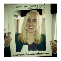 ASLI Volunteer Sarah Coats
